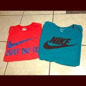 Nike T-shirt bundle